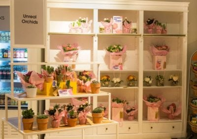 Selfridges Mothers Day Stand
